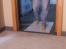 Environmently door sticky mat, door mats