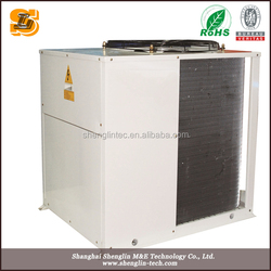 low energy consumption air cooled water chiller