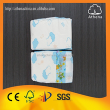 Alibaba China Best Selling Products Cute Disposable Baby Diapers