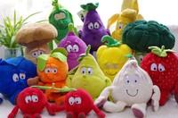 Cute Plush Doll Various Vegetable/Soft Vegatable Toys 35cm Height/Stuffed Vegetable Toy Customized Doll