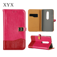 china wholesale flip cover case with magnet closure for moto g3, for moto g3 case