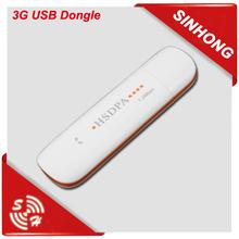 Descarga 7.2 Mbps HSDPA 3 G USB Internet Dongle