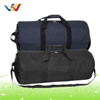 available foldable polyester travel bag set for gym