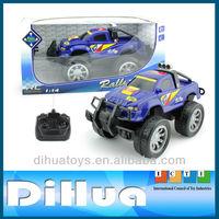 1:14 Kids Electric Wireless RC Jeep Toy