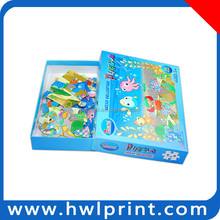 OEM manufacture girls toys puzzle jigsaw