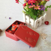 empty candy can metal frozen tin box