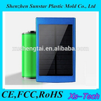 ODM solar charger laptop charger 5000mah portable power bank charger
