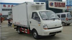 Foton forland K1 refrigerated truck,used nissan diesel van,dongfeng mini van