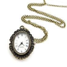 Good quality exported pocket watch with a car