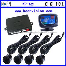 Sensor De Parqueo Con Pantalla LED Para Automóvil De Alta Calidad