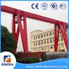 High Effiency MH Single Girder Gantry Crane Design Calculation