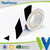Widely application detectable underground warning tape