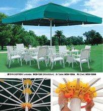 Big Square Aluminum Umbrella