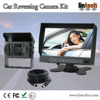 2015 Hot Waterproof 120 view angle Truck Trailer Reversing Camera System