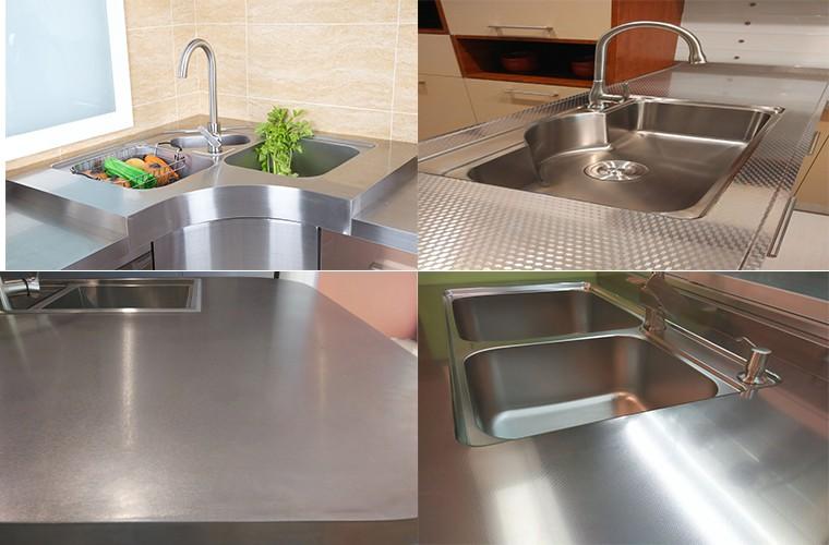 En aluminium armoires de cuisine fabriqu s en chine usine for Dosseret aluminium cuisine