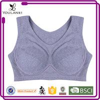 Impact Level hot sell top quality comfortable girl sport seamless hot sex women s sports bra xxx