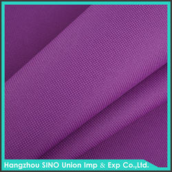 Factory price professional 100% polyester waterproof cloth