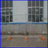 galvanized temporary fence for dogs
