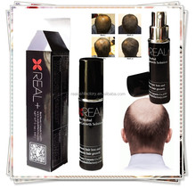 Hottest sale natural formula 2015 Newest REAL PLUS hair back spray best hair loss prevention