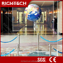 NEW!!! RichTech glass rear projection film advertising display screen with high quality