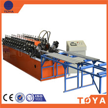 China Supplier Metal Galvanized Steel Roll Former Ceiling Metal Stud / Track Making Machine
