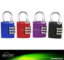 High quality aluminum code lock,combination lock,digital lock,L525