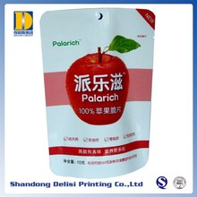 Heat Seal Foiled Leisure Food Packaging Standing Pouches Best Sale