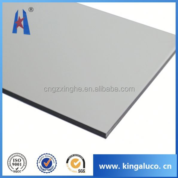 Container Houses 4mm Alucobond Acp Cladding