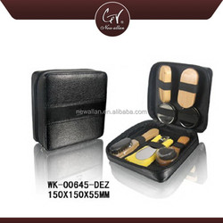 China Supplier Shoe Polish Wipes, Hotel Unique Design Shoe Polish Set, Newest Fashion Shoe Polish Kit
