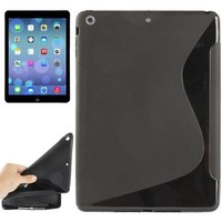 Factory price S line Anti-skid protective TPU case for ipad air
