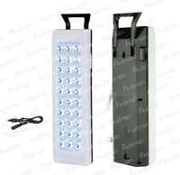 30 LED Emergency Lighting with Charge Protect