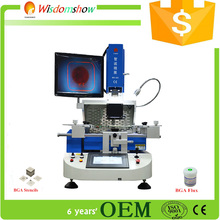 High performance WDS-620 110V/220V auto laptop motherboard repairing machine , mobile phone rework station with video from WDS