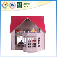 Large wooden dog house favorite play house baby room