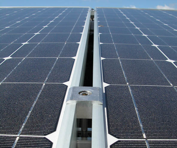 Aluminum Solar Panel Frame Manufacturer (solar Panel Mounting Frames ...