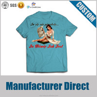 180g 100% Cotton High Quality Wholesale Blank T Shirts Woman