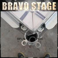 Bravo stage Event Stage New Wedding Stage