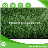 Durable yarn and stable backing golf putting green artificial grass