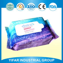 Abundence additional ingredients various certificates soft healthy sanitary wipes in China