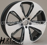 HRTC 20X8 inch aluminum alloy wheel racing rims for MAZDA