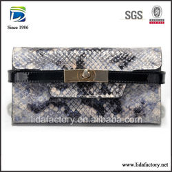 Fashion eco-friendly sheepskin coin purse