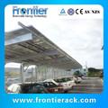 Frontier 2015 aluminio cocheras con Solar celular
