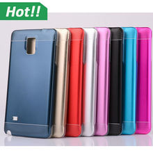 New Matte Durable Ultra Slim PC Hard Back Cover Fashion Case Skin For Galaxy Note 4 High Quality Protector