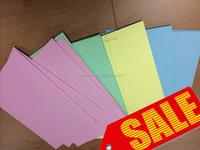 2015Best sales Color Bond copy paper / professional color paper