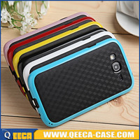 Fancy 3d skin case for samsung galaxy grand duos pc tpu hybrid case