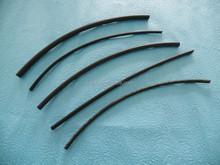 flexible thin wall pet heat shrink pipe sleeves