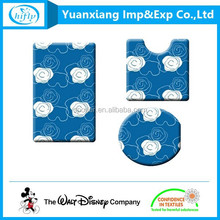 Wholesale Anti-slip 3 Pieces Bathroom Sets Made in China