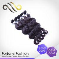 Professional Factory Supply Customizable Raw Soaring A Grade 10 Hawaiian Malaysian Hair Body Weft