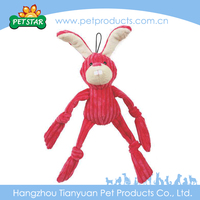 Custom plush rabbit toy