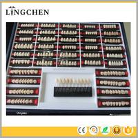 China dental products High quality Acrylic denture Teeth dental acrylic resin teeth with good price