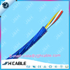 Shielding cable with aluminum foil screen copper wire braid anti-interference